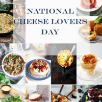 20 Recipes for National Cheese Lovers Day