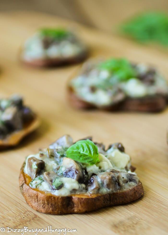 basil and blue cheese sweet potato bites-3346-9